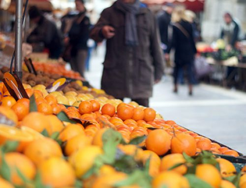 Αγορές Βιοκαλλιεργητών