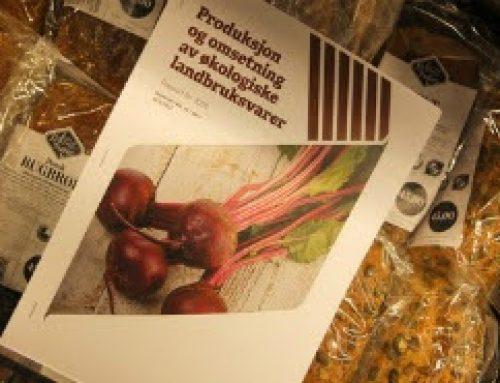24% αύξηση στις πωλήσεις βιολογικών προϊόντων στη Νορβηγία