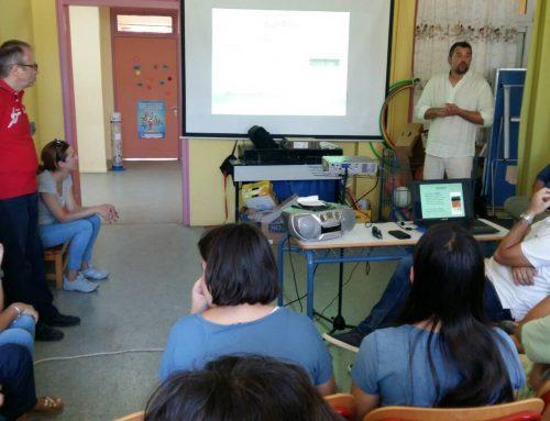 ΔΗΩ – Ενημέρωση μαθητών ειδικού σχολείου Ιεράπετρας